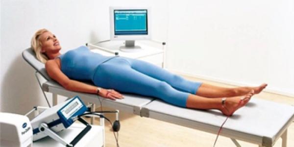Биоимпедансное определение состава тела на аппаратно-программном комплексе