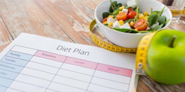 Разработка индивидуального плана питания (меню)